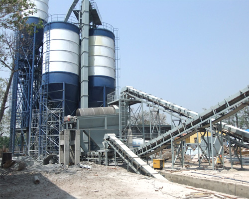 dry mortar plant for hot sale