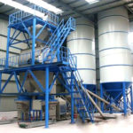 Dry Mortar Mix Plant for Sale in Thailand