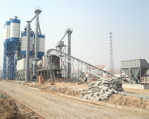 dry mix mortar machine