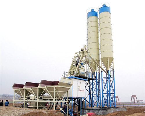 hot selling concrete plant