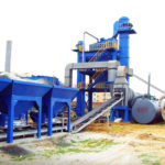 Mobile asphalt plant for sale in Thailand