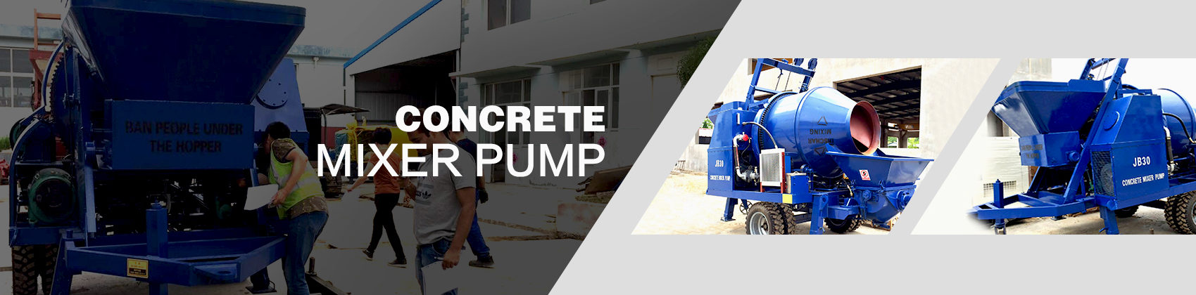 Best concrete pump for sale