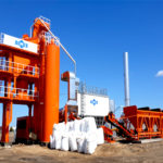 Asphalt Mixing Plant for Sale in Thailand