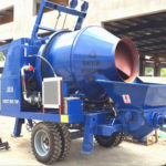 Concrete Mixer Pump for Sale in Thailand
