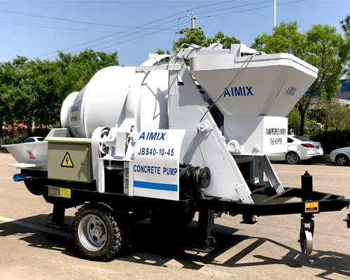 Best concrete pump