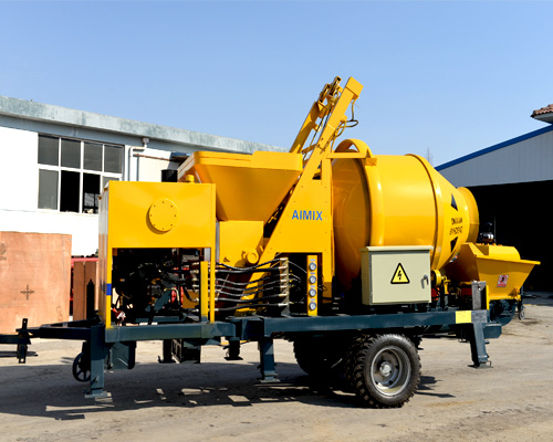 High quality concrete pump