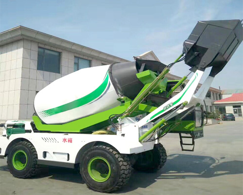 Cement mixer thailand