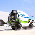 Portable Cement Mixer for Sale in Thailand