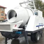 Diesel Concrete Pump for Sale in Thailand