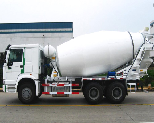 Purchase a cement truck in Aimix