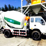 Cement Truck for Sale in Thailand