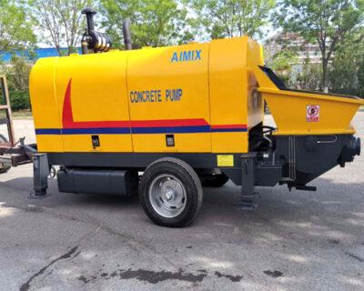 concrete pump for sale in Thailand