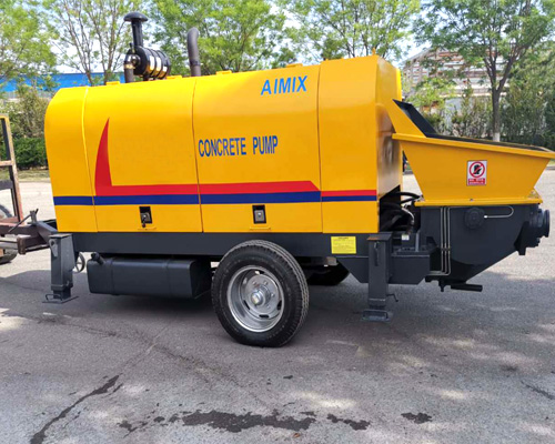 concrete pump for sale in Thailand