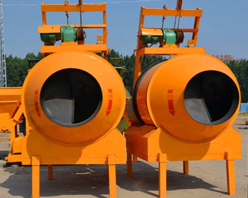Thailand concrete mixer