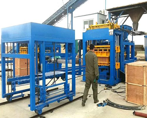 fly ash brick manufacturing plant