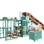 Fly Ash Brick Making Machine for Sale in Thailand