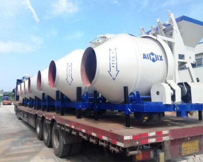cement mixer equipment