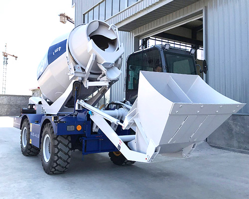 concrete mixer equipment
