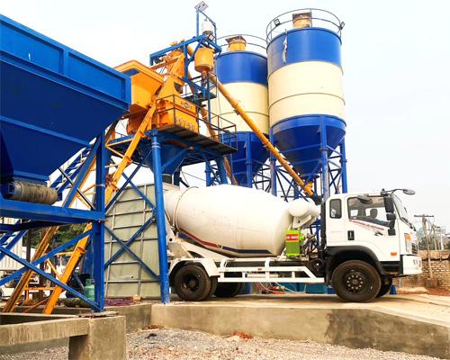aimix concrete mixer truck equipment