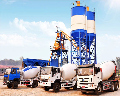 high quality concrete mixer truck