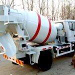 Concrete Mixer Truck for Sale in Thailand