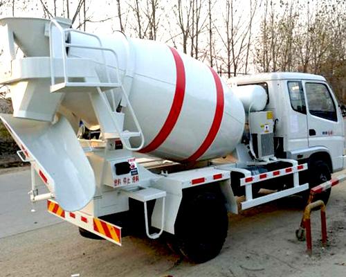 aimix concrete mixer trucks