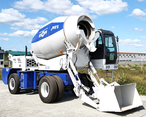 self loading mixers