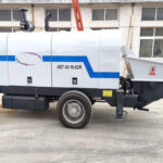 Mini Concrete Pump for Sale in Thailand