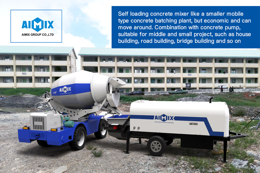 cheap portable cement mixers in Aimix