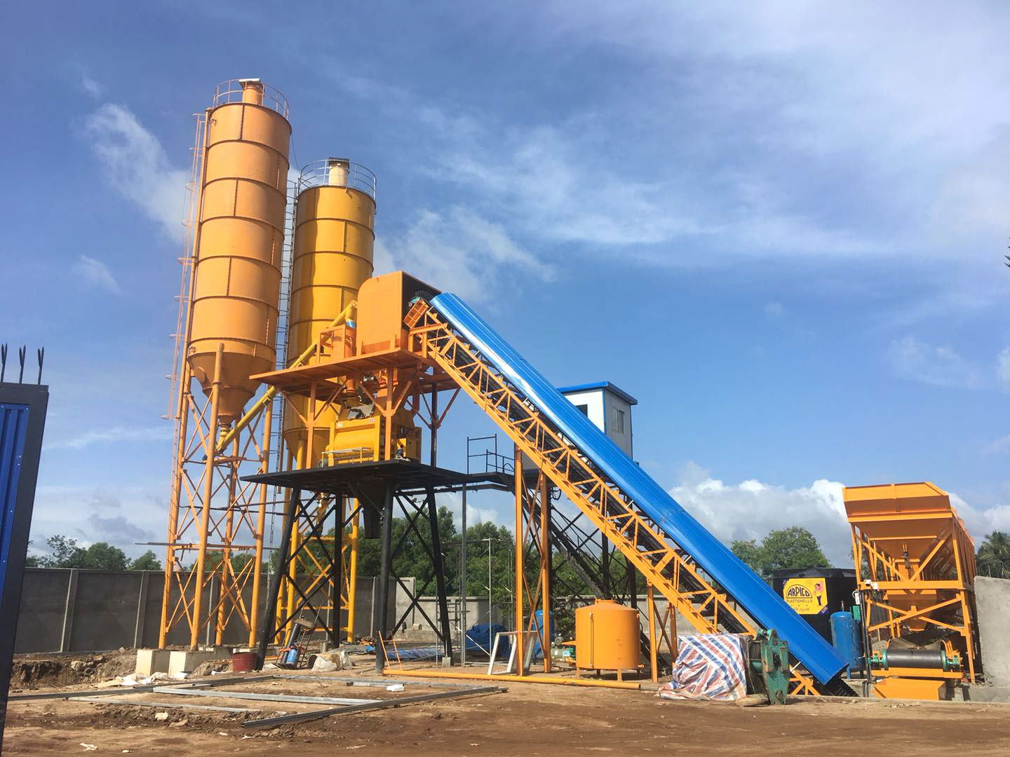 rmc plant in Thailand